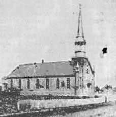 First church of Saint-Euphémie parish, village of Casselman